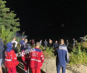 Під Харковом пара потонула під час побачення: фото і відео з місця трагедії