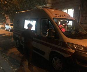 Не міг встати: у Франківську дуже п'яний підліток потрапив у лікарню (ФОТО)
