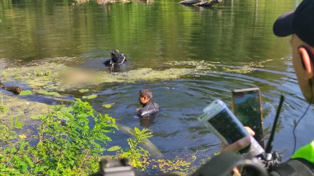 Тіло було у воді недалеко від берега