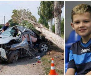 У ДТП і загинув 10-річний футболіст, мати хлопця просить очевидців автопригоди зголоситись