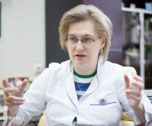"""Голубовська розповіла про вакцини від COVID-19, які можуть нашкодити """"важким"""" хворим"""