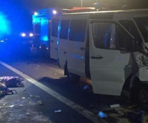 У Польщі мікроавтобус з Українцями потрапив у ДТП: стала відома попередня причини