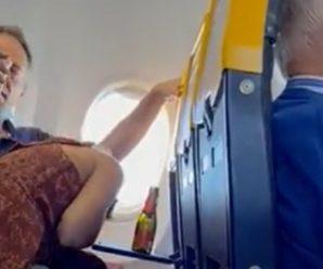 Оральний секс на висоті: Пасажир найбільшого Європейського Лоукостера зняв пікантне відео