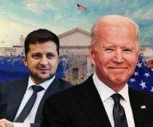 У Вашингтоні розпочалися переговори Байдена і Зеленського