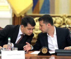 Як Зеленський хоче перетворити Україну на Росію і до чого тут Разумков