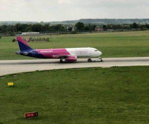 У Львові літак зі 131 пасажиром на облавку здійснив аварійну посадку