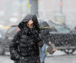 Синоптики попереджають про сильне похолодання та перший сніг