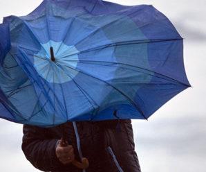 «Жовтий» рівень: прикарпатців попереджають про пориви вітру
