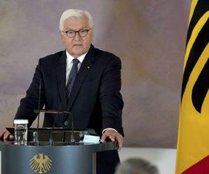"""""""Прочитав повідомлення з подивом"""": президент Німеччини прокоментував скасування безвізу для України"""