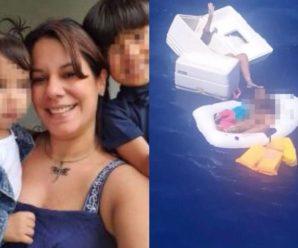 Пила сечу і годувала грудьми: мама пожертвувала собою заради порятунку дітей