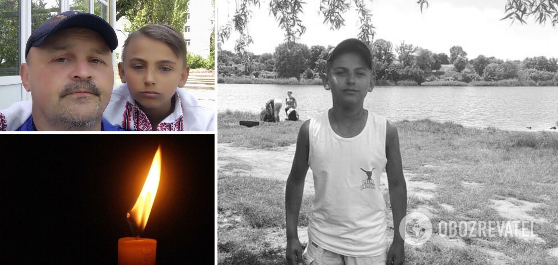 В 'Артеку' під Києвом помер 12-річний Павло Теровець