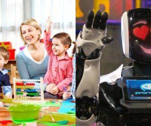 Робот-вихователька, прірва між реальною роботою виховательки і уявленнями держслужбовців про садочки