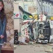 10-річна Тетянка, яка втратила ногу у жахливій ДТП на Львівщині, вийшла з коми та вже реагує на запитання