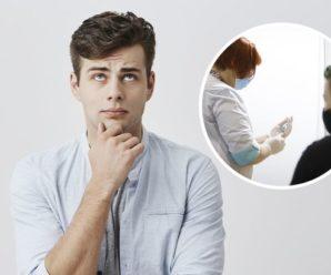 Лікарі пояснили, чи може COVID-вакцина викликати проблеми з ерекцією