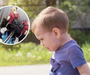 """На відео потрапило """"виховання"""" маленької дитини: тато і мама били по черзі"""