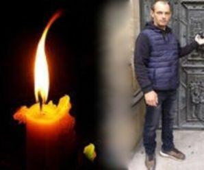 Щирі співчуття невтішній матусі, в Чехії загинув наш земляк пан Євген Світличний