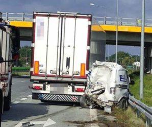 У Польщі внаслідок ДТП загинув 23-річний українець: хлопець наносив розмітки на дорозі