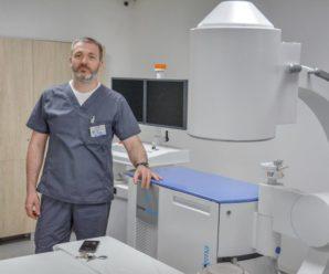 Лікар з Івано-Франківська увійшов у топ-100 лікарів України (відео)