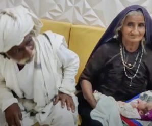 В Індії 70-річна жінка народила первістка
