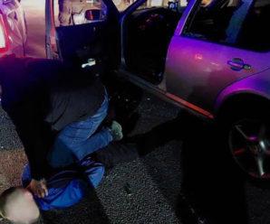 Прикидалися поліцейськими: на Івано-Франківщині затримали групу шахраїв (ФОТО)
