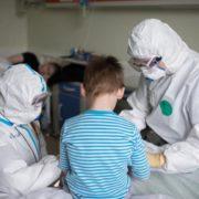 Коронавірус в Україні: серед дітей зафіксована рекордна захворюваність