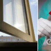 В Одесі хворий на COVID-19 вистрибнув з вікна і загинув на місці