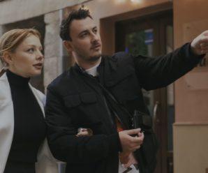 Тіну Кароль заскочили під час прогулянки Львовом з відомим співаком