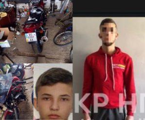 Мотоцикліста який збив 6-річну дівчинку, знайдено. Ним виявився 16-річний хлопець
