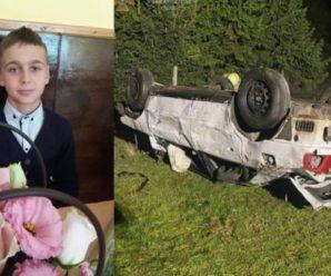 У ДТП загинула 12-річна дитина: батько хлопчика був п'яним за кермом