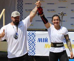 Спортсменка збірної Прикарпаття побореться у США за титул найсильнішої жінки світу